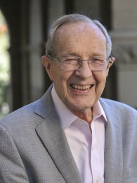 William Perry Makes Case for Nuclear Abolition
