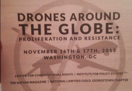 Notes from the CodePink Drone Summit
